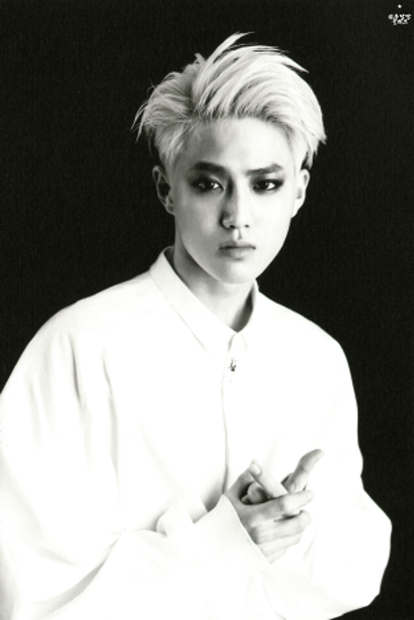 [140712] Suho (EXO) New Overdose Postcard (Scan) by OliV_xoxo [2]