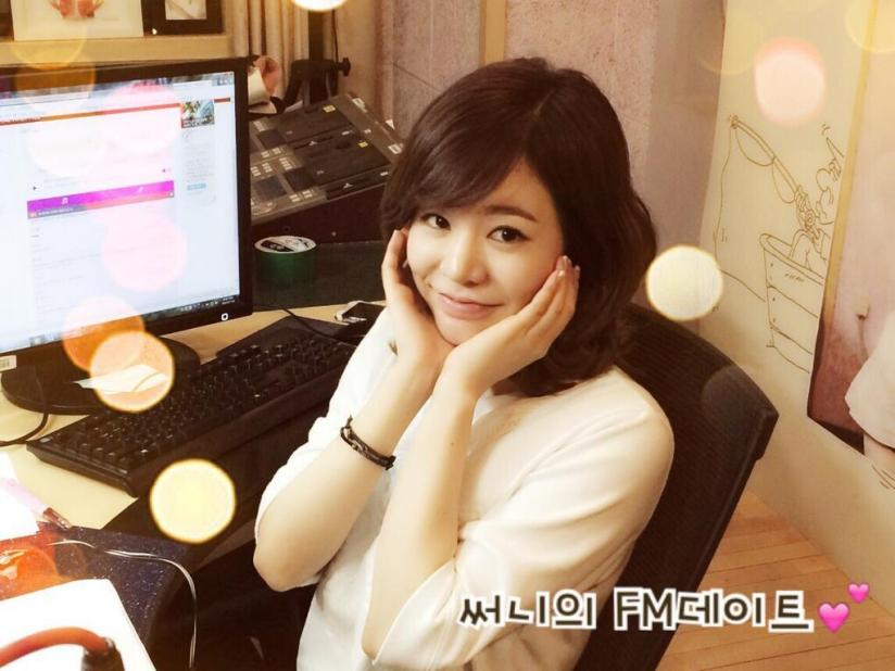 [140712] Sunny (SNSD) New Picture for FM Date [1]