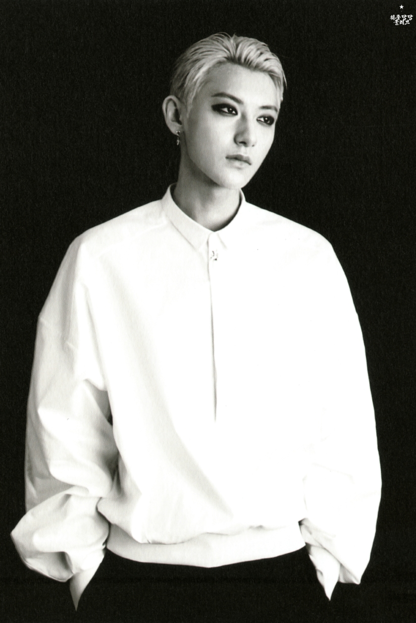 [140712] Tao (EXO) New Overdose Postcard (Scan) by OliV_xoxo [3]