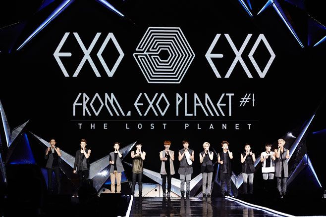 [140713] EXO New Picture FROM. EXOPLANET #1 – THE LOST PLANET – in TAIPEI [2]
