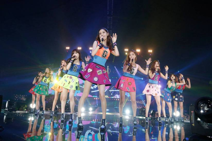 [140714] Girls' Generation (SNSD) New Picture from ~LOVE&PEACE~ Japan 3rd Tour via GG's Official Facebook [1]