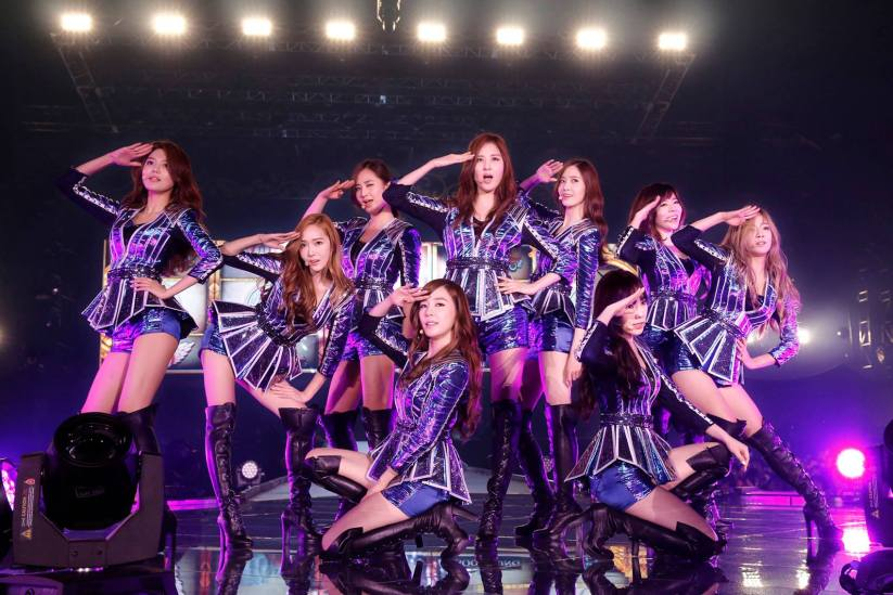 [140714] Girls' Generation (SNSD) New Picture from ~LOVE&PEACE~ Japan 3rd Tour via GG's Official Facebook [2]