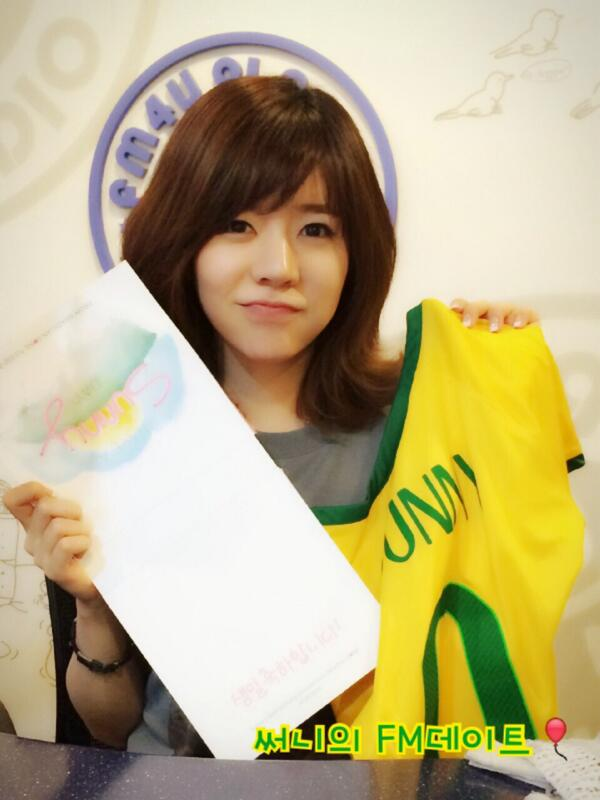 [140714] Sunny (SNSD) New Picture for FM Date [1]