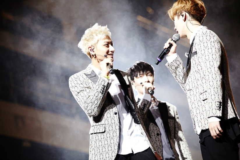[140714] Tao (EXO) New Picture FROM EXOPLANET #1 – THE LOST PLANET – in TAIPEI [14]