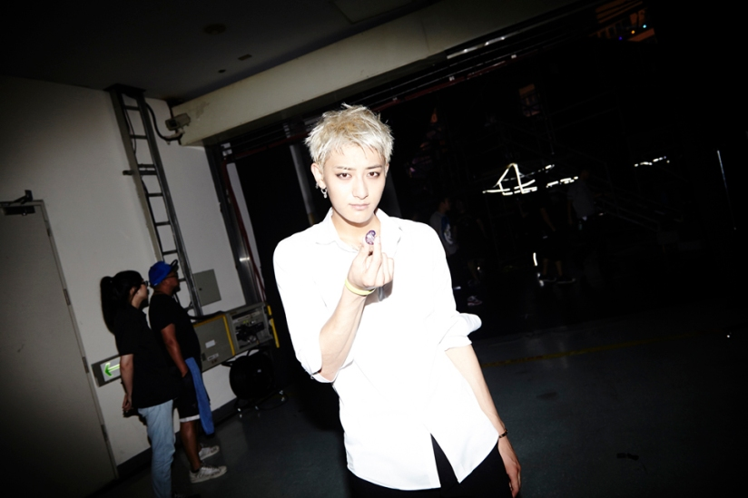 [140714] Tao (EXO) New Picture FROM EXOPLANET #1 – THE LOST PLANET – in TAIPEI [20]