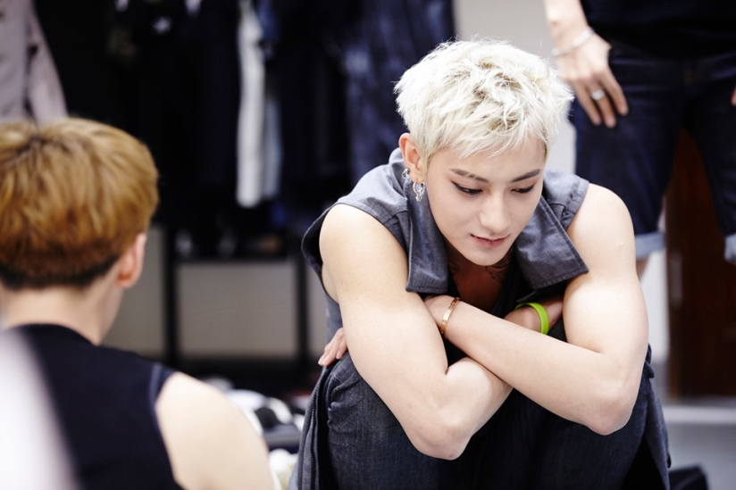 [140714] Tao (EXO) New Picture FROM EXOPLANET #1 – THE LOST PLANET – in TAIPEI [5]