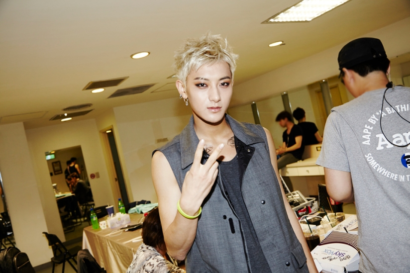 [140714] Tao (EXO) New Picture FROM EXOPLANET #1 – THE LOST PLANET – in TAIPEI [7]