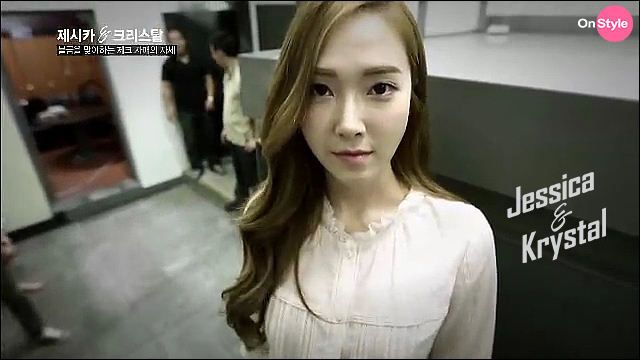 [140715] Jessica (SNSD) & Krystal (F(x)) New Capture Picture from Jessica&Krystal Show EP07 [12]