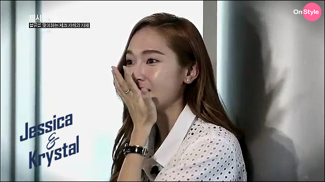 [140715] Jessica (SNSD) & Krystal (F(x)) New Capture Picture from Jessica&Krystal Show EP07 [5]