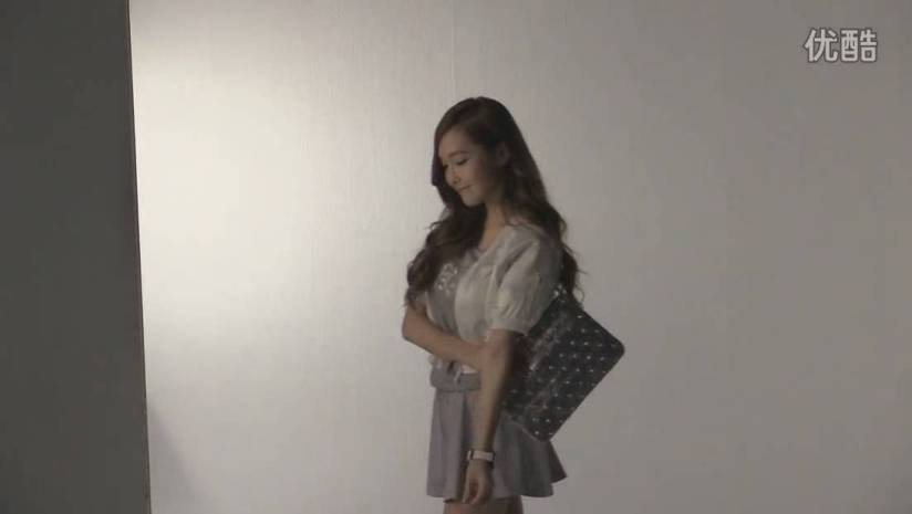 [140716] Jessica (SNSD) New Picture for Li-Ning CF BTS Video [3]