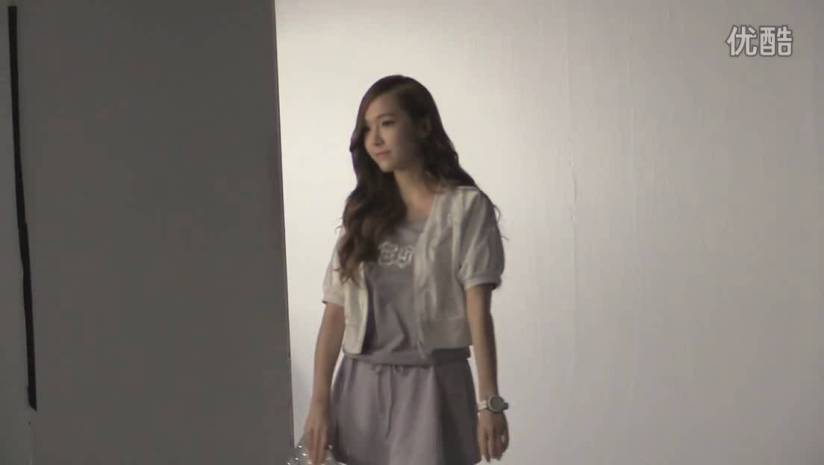 [140716] Jessica (SNSD) New Picture for Li-Ning CF BTS Video [4]