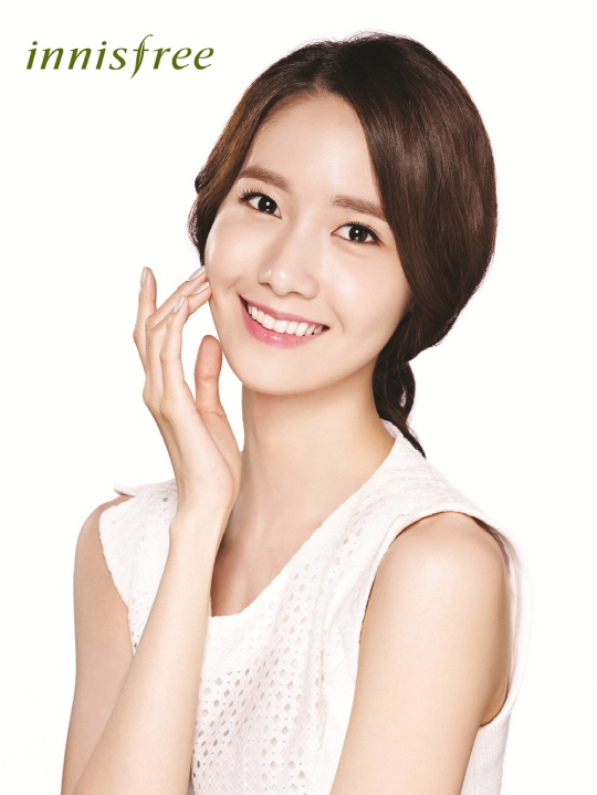 [140717] Yoona (SNSD) New Picture for Innisfree CF [1]