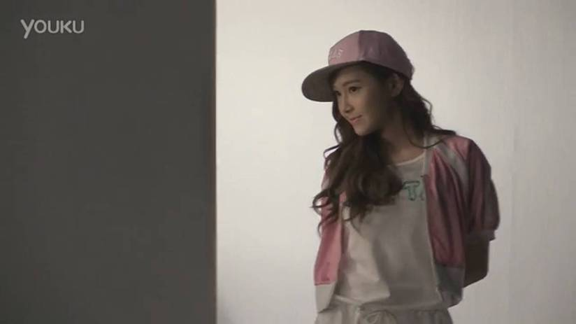 [140718] Jessica (SNSD) New Capture Video for Li-Ning CF BTS Video [5]