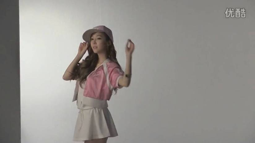 [140718] Jessica (SNSD) New Capture Video for Li-Ning CF BTS Video [7]