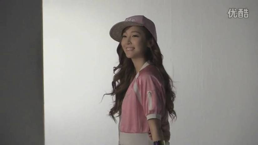 [140718] Jessica (SNSD) New Capture Video for Li-Ning CF BTS Video [9]