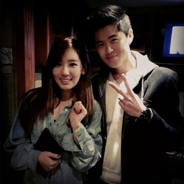 [140718] Taeyeon (SNSD) New Selca via t.choi's instagram