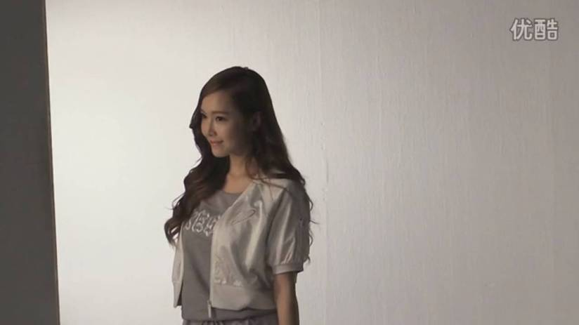 [140719] Jessica (SNSD) New Capture Video for Li-Ning CF BTS Video [1]