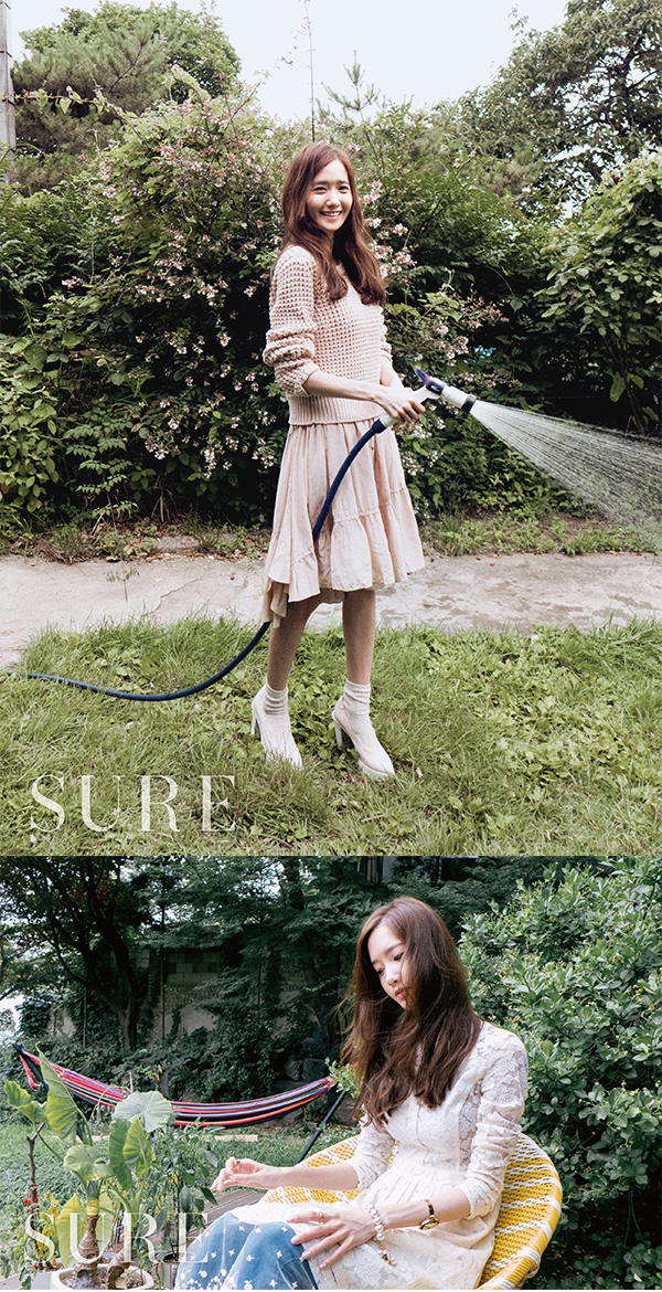 [140719] Yoona (SNSD) @ SURE Magazine Issue August 2014 by 153kshop [2]