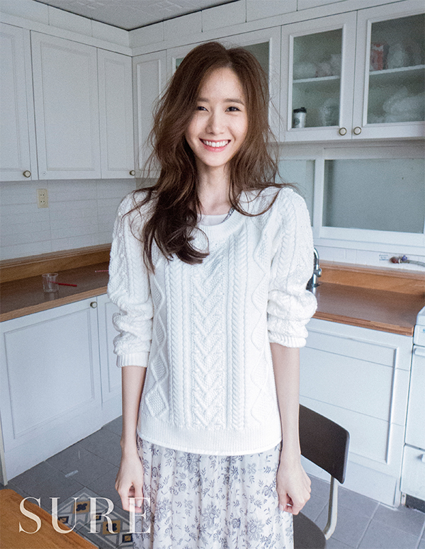 [140719] Yoona (SNSD) @ SURE Magazine Issue August 2014 by 153kshop [3]