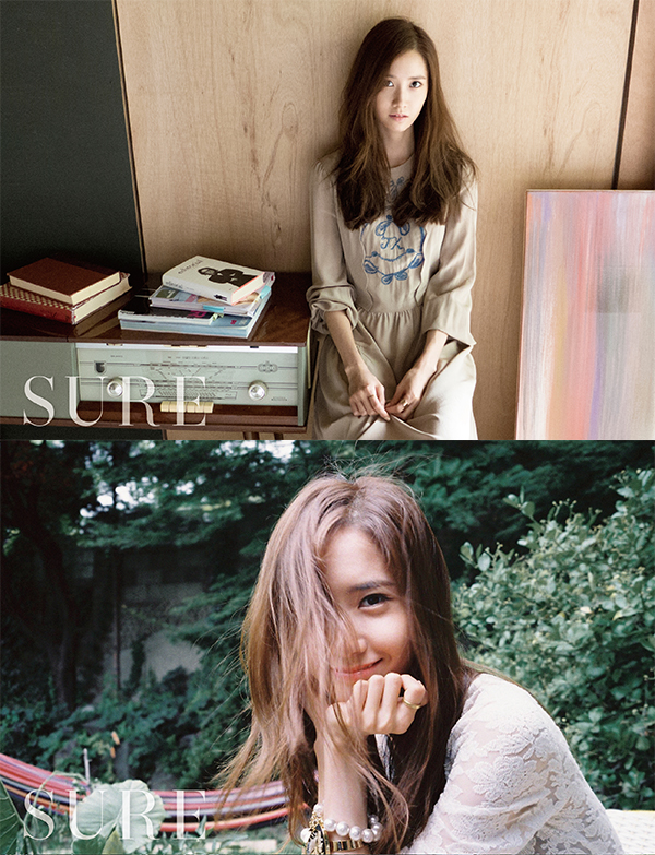 [140719] Yoona (SNSD) @ SURE Magazine Issue August 2014 by 153kshop [5]