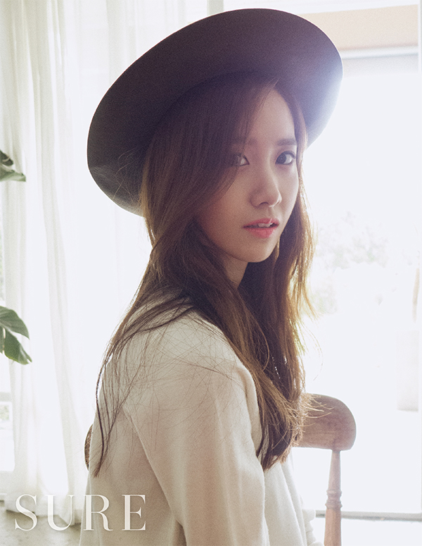 [140719] Yoona (SNSD) @ SURE Magazine Issue August 2014 by 153kshop [6]