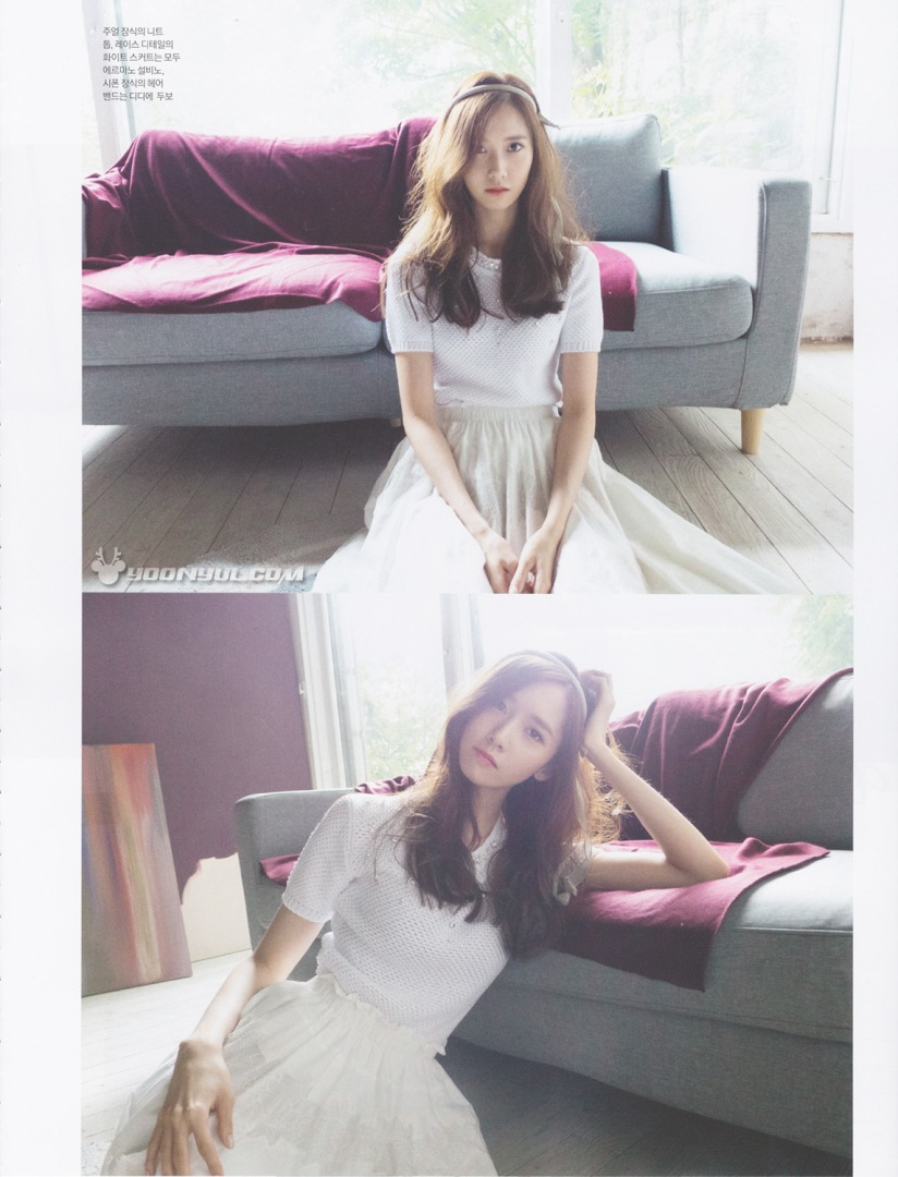 [140721] Yoona (SNSD) @ SURE Magazine Issue August 2014 (Scan) by yoonyul.com [10]