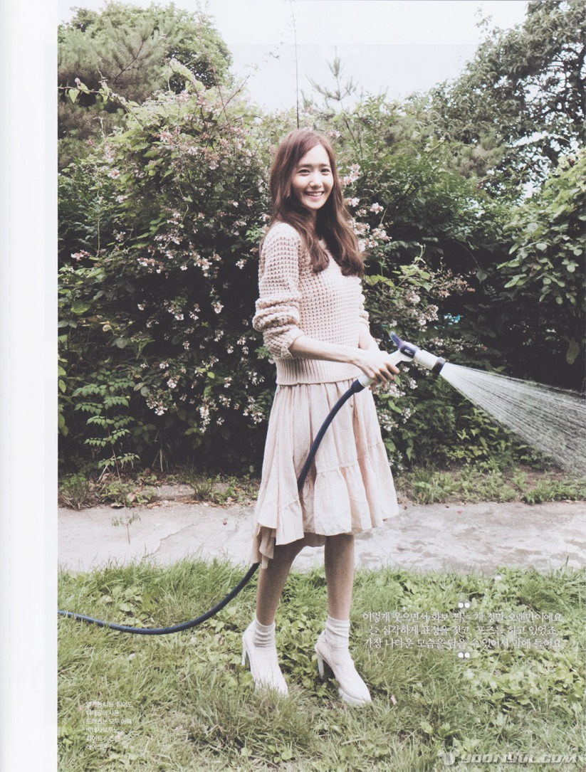 [140721] Yoona (SNSD) @ SURE Magazine Issue August 2014 (Scan) by yoonyul.com [5]