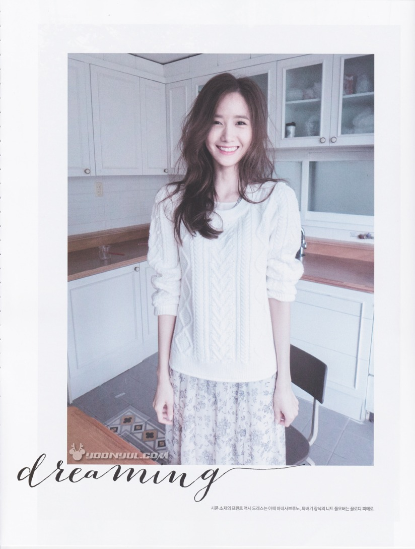 [140721] Yoona (SNSD) @ SURE Magazine Issue August 2014 (Scan) by yoonyul.com [7]