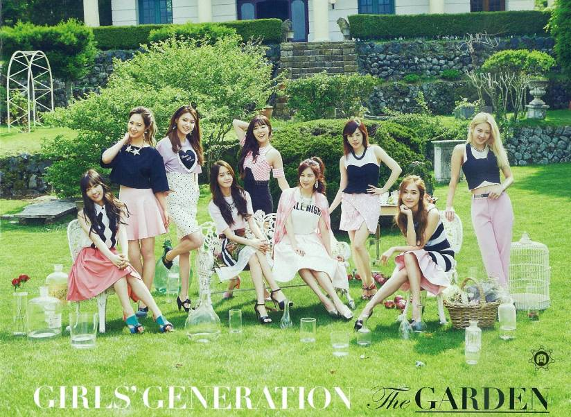 [140722] Girls' Generation (SNSD) New Picture for The BEST (Scan) by 终极颜控 [1]