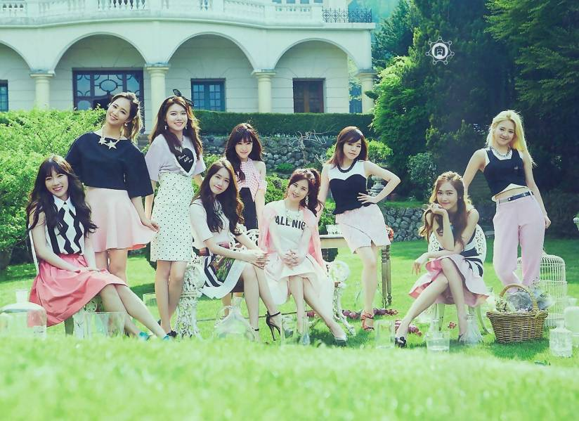 [140722] Girls' Generation (SNSD) New Picture for The BEST (Scan) by 终极颜控 [2]