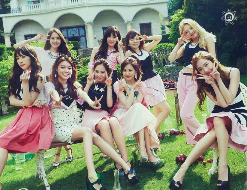[140722] Girls' Generation (SNSD) New Picture for The BEST (Scan) by 终极颜控 [3]