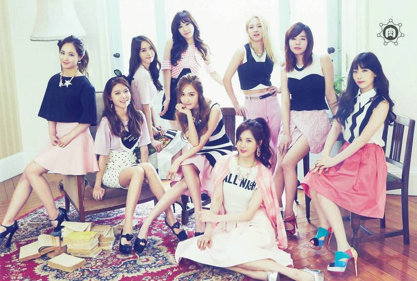 [140722] Girls' Generation (SNSD) New Picture for The BEST (Scan) by 终极颜控 [4]