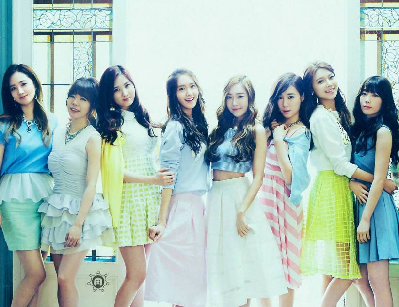 [140722] Girls' Generation (SNSD) New Picture for The BEST (Scan) by 终极颜控 [5]