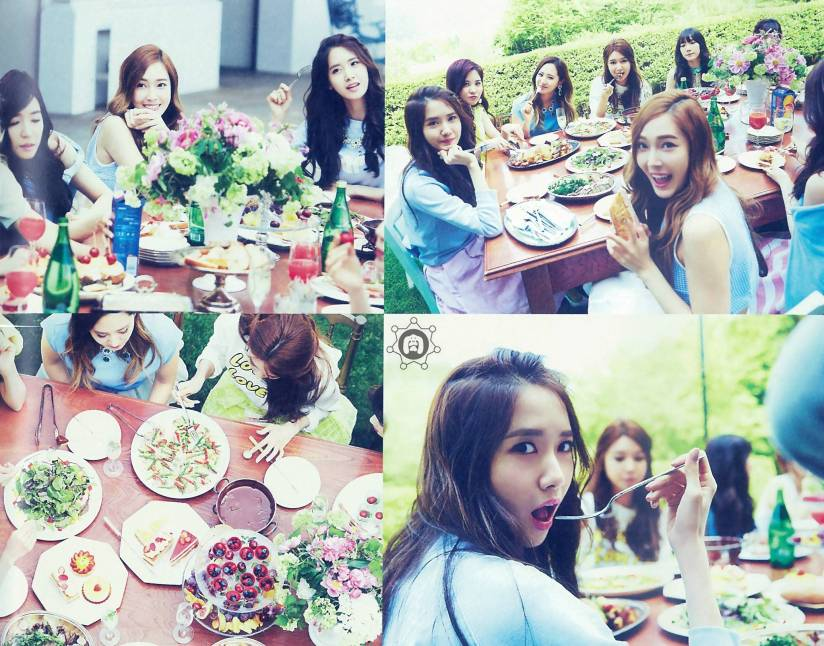 [140722] Girls' Generation (SNSD) New Picture for The BEST (Scan) by 终极颜控 [7]