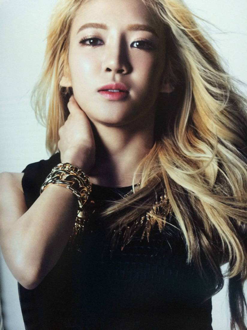 [140722] Hyoyeon (SNSD) New Picture for The BEST (Scan) by Gray_YuRism [1]