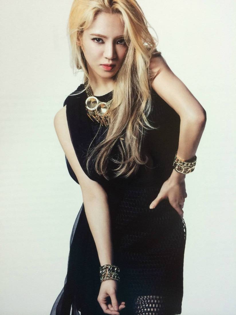 [140722] Hyoyeon (SNSD) New Picture for The BEST (Scan) by Gray_YuRism [2]