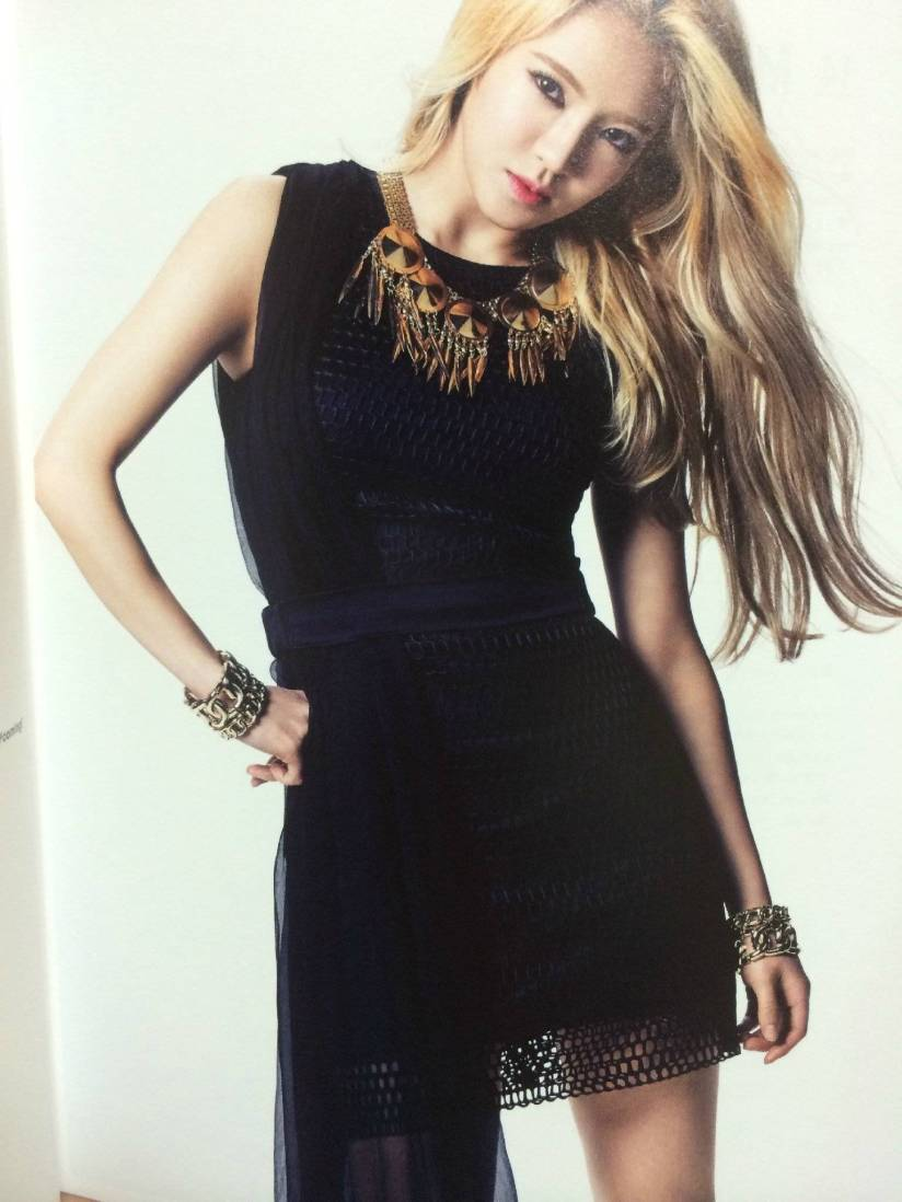 [140722] Hyoyeon (SNSD) New Picture for The BEST (Scan) by Gray_YuRism [3]
