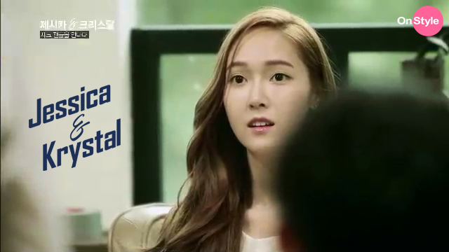 [140722] Jessica (SNSD) & Krystal (F(x)) New Capture Picture from Jessica&Krystal Show EP08 [15]