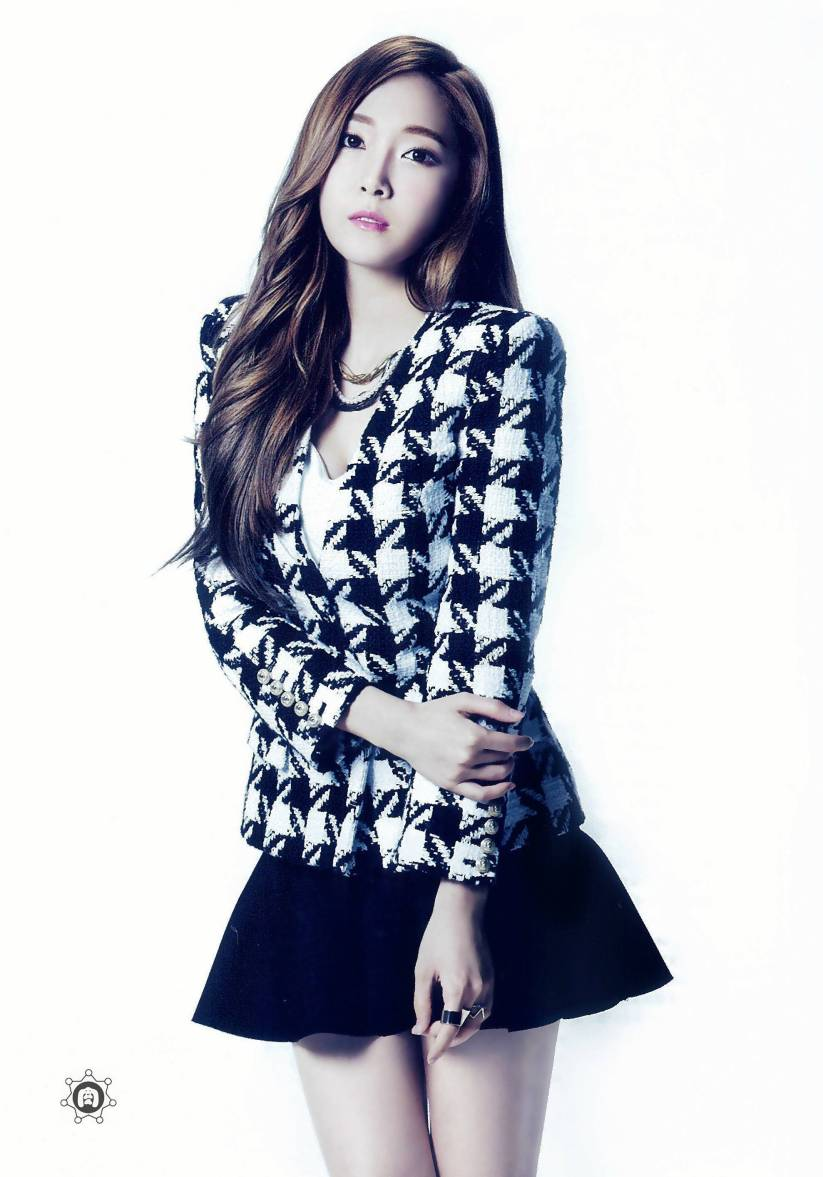 [140722] Jessica (SNSD) New Picture for The BEST (Scan) by 终极颜控 [1]