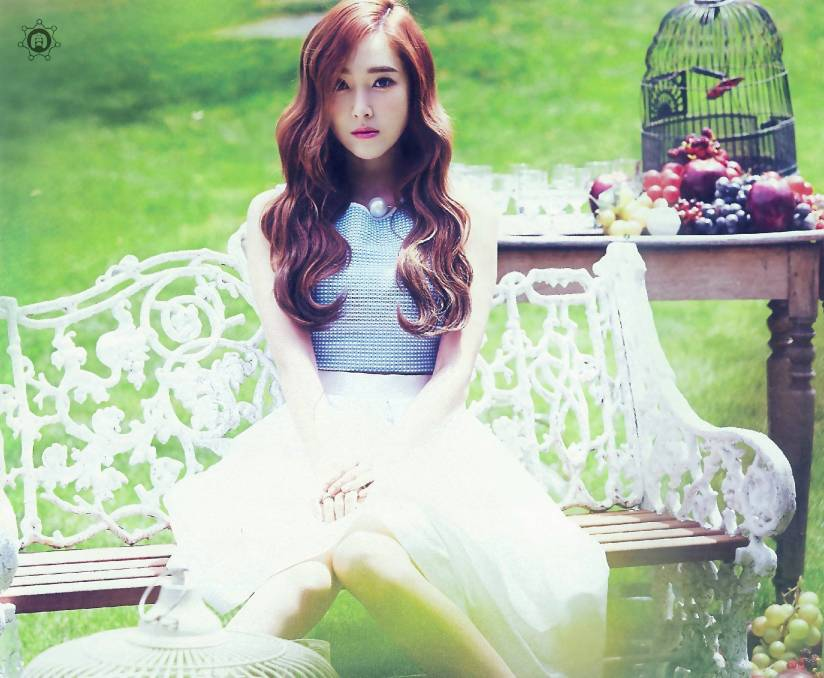 [140722] Jessica (SNSD) New Picture for The BEST (Scan) by 终极颜控 [2]