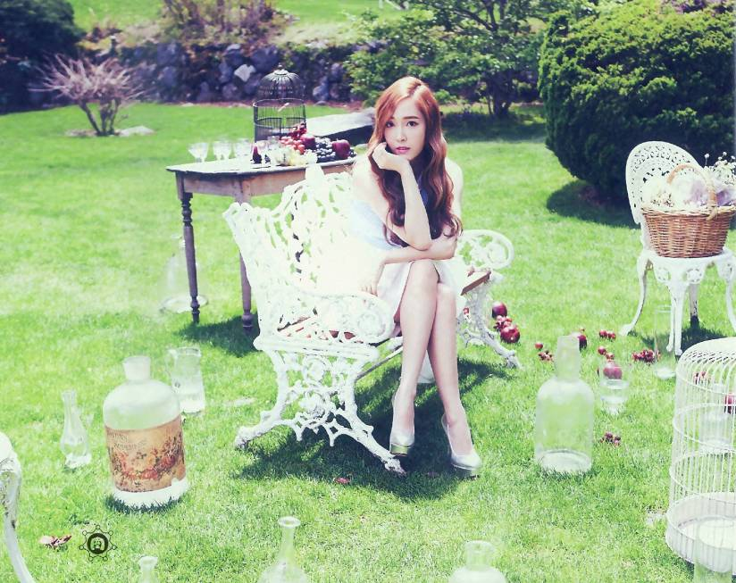 [140722] Jessica (SNSD) New Picture for The BEST (Scan) by 终极颜控 [3]