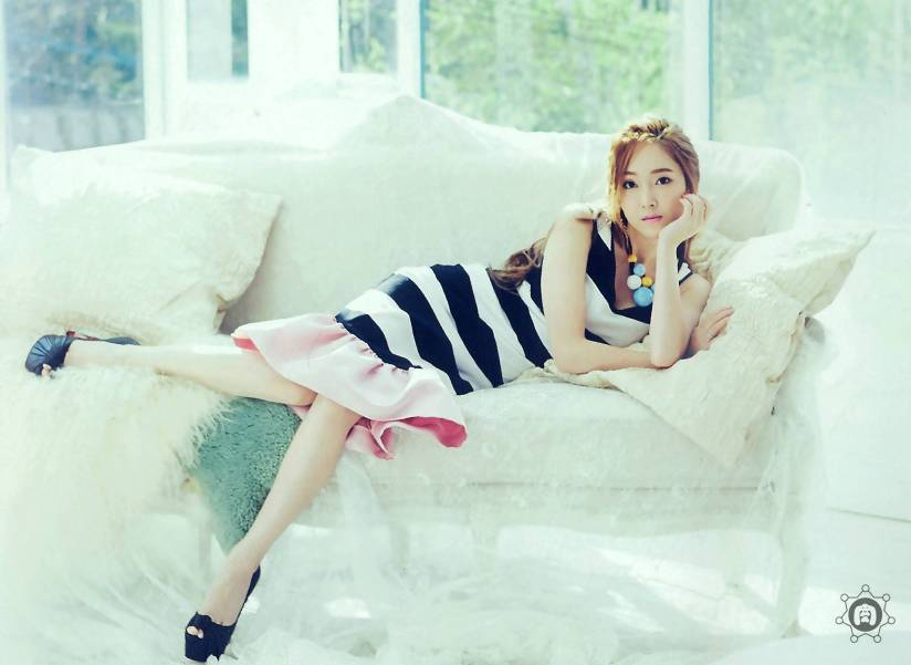 [140722] Jessica (SNSD) New Picture for The BEST (Scan) by 终极颜控 [4]
