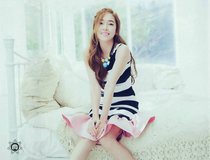 [140722] Jessica (SNSD) New Picture for The BEST (Scan) by 终极颜控 [5]