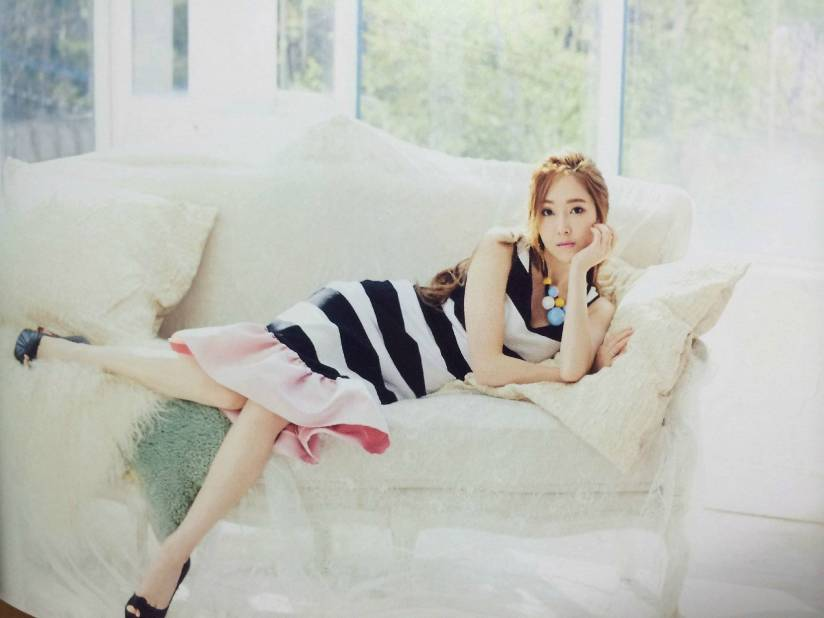 [140722] Jessica (SNSD) New Picture for The BEST (Scan) by Gray_YuRism [6]
