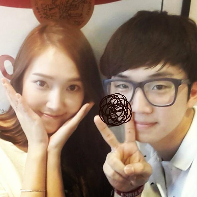 [140722] Jessica (SNSD) New Selca via huikyum's Instagram