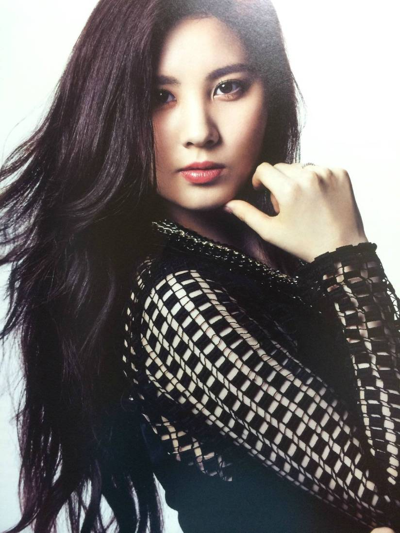 [140722] Seohyun (SNSD) New Picture for The BEST (Scan) by Gray_YuRism [1]