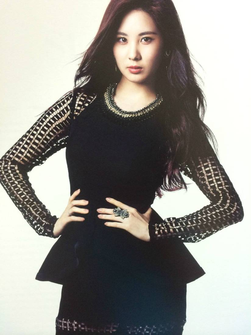 [140722] Seohyun (SNSD) New Picture for The BEST (Scan) by Gray_YuRism [2]