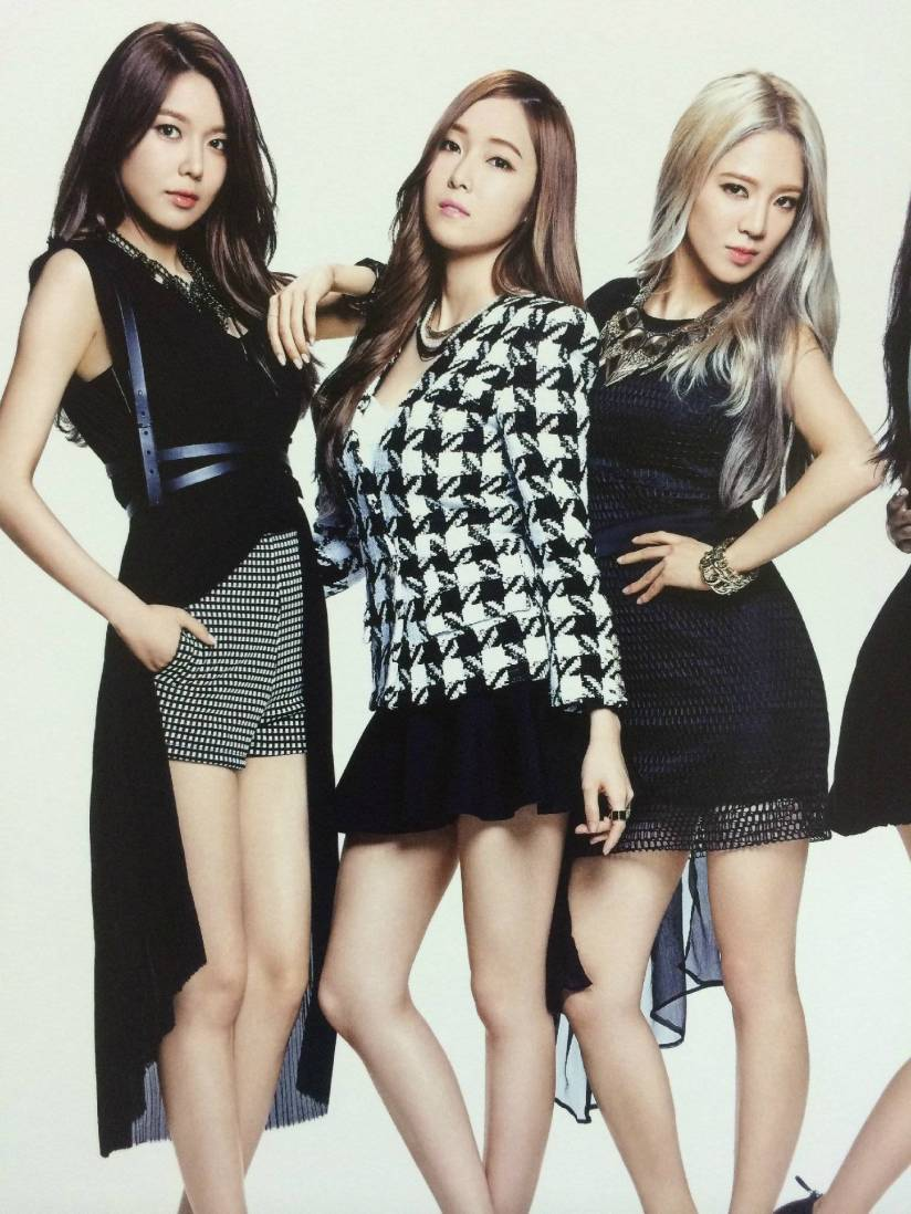 [140722] Sooyoung, Jessica & Hyoyeon (SNSD) New Picture for The BEST (Scan) by Gray_YuRism