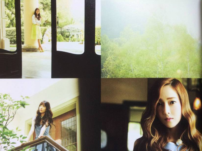 [140722] Sooyoung, Taeyeon & Jessica (SNSD) New Picture for The BEST (Scan) by Gray_YuRism