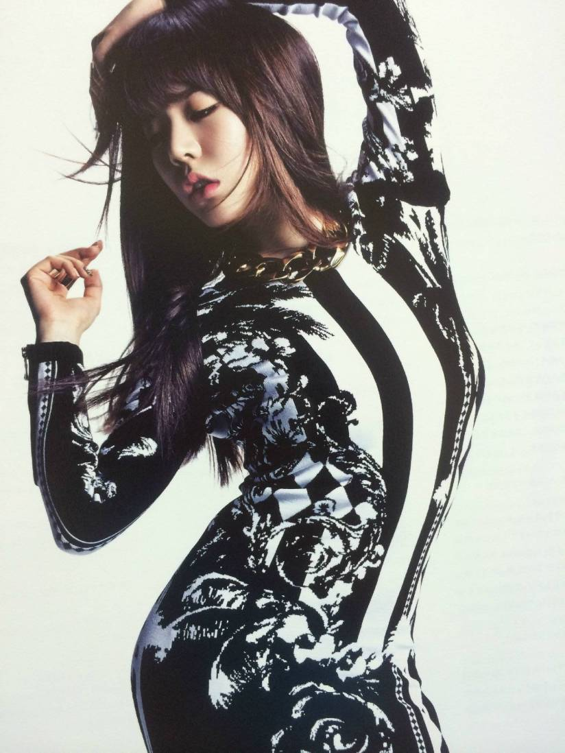 [140722] Sunny (SNSD) New Picture for The BEST (Scan) by Gray_YuRism [2]
